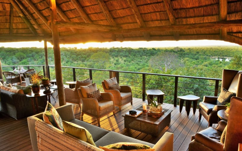 Victoria Falls Safari Club, Zimbabwe: 1 Night Stay FOR 2  & Breakfast + Dinner- Overlooking the Zambezi National Park!