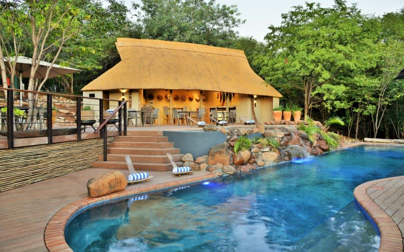 Victoria Falls Safari Club, Zimbabwe: 1 Night INCLUSIVE Stay FOR 2 -Overlooking the Zambezi National Park!