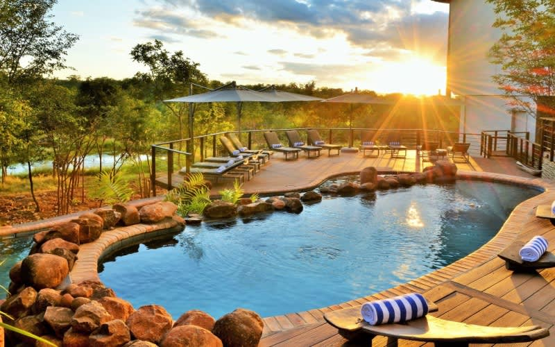 Victoria Falls Safari Club, Zimbabwe: 1 Night INCLUSIVE Stay FOR 2 -Overlooking the Zambezi National Park!