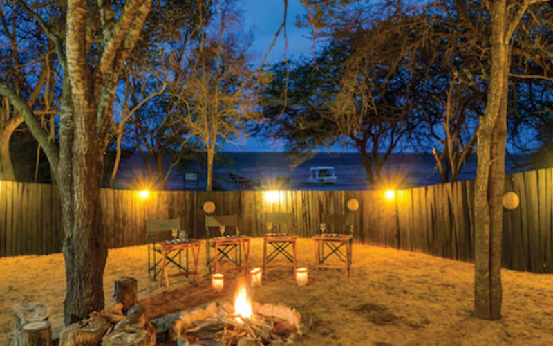 Nibela Lake Lodge, KZN: 1 Night Stay for 2 people in a Chalet + Breakfast & Dinner only R2 549!