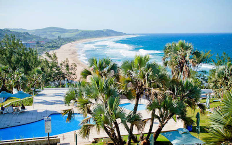 Blue Marlin Hotel, KZN: 1 Night Stay for 2 people & Dinner + Breakfast from Only R2 219 pn!