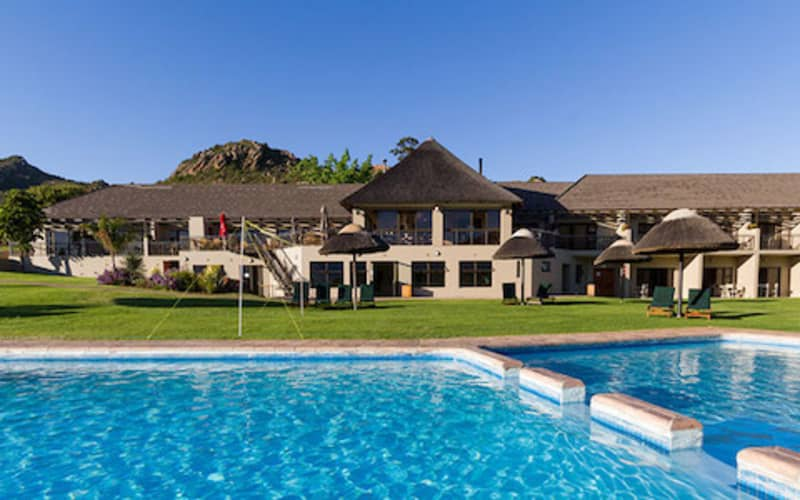 Piekenierskloof Mountain Resort: 1 Night SELF CATERING Stay for up to 6 People!