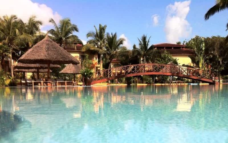 7 Night ALL-INCLUSIVE Zanzibar Holiday + FLIGHTS  at 4* My Blue Hotel from R17 260pps!