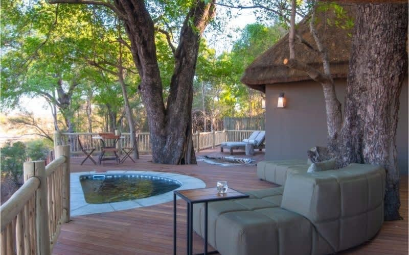 FITZPATRICKS at JOCK- Kruger National Park- 1 Night Private Villa Experience for up to 6 people!