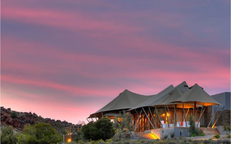 DWYKA TENTED LODGE- Warmwaterberg Mountain Range- 2 Nights LUXURY Stay for 2!