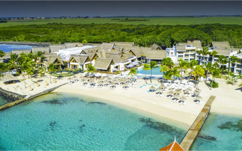 JULY HOLIDAY SPECIAL: 4* Preskil Island Resort, Mauritius - 7 Night Package + Breakfast and Dinner!