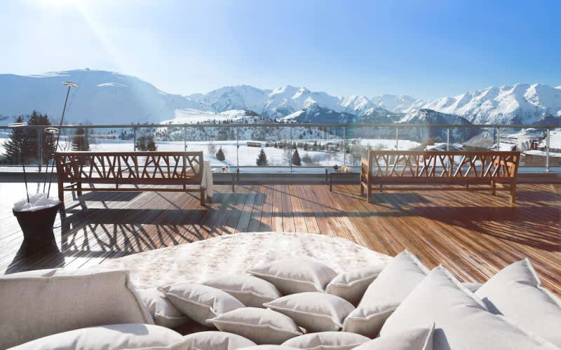 CLUB MED: Alpe d'Huez Ski Resort, FRANCE: 7 Nights ALL INCLUSIVE Stay + Flights from R40 224 pps!