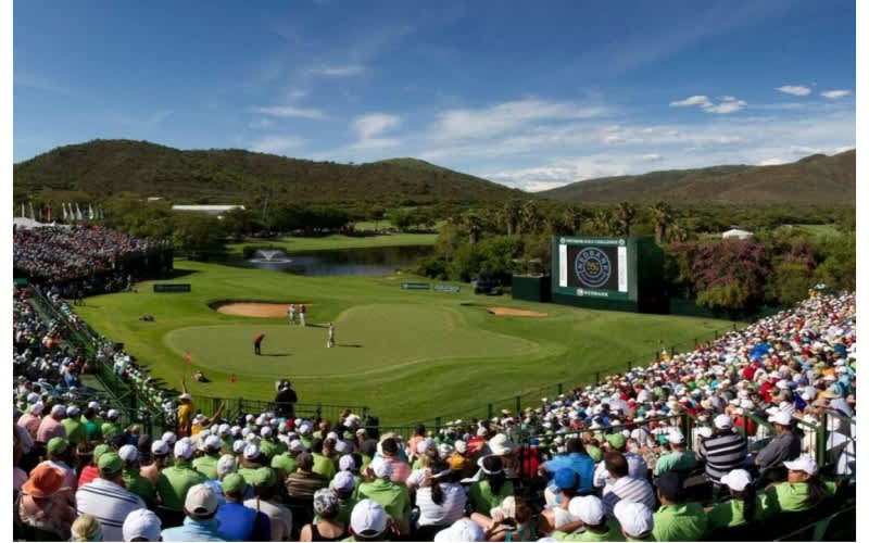 GARY PLAYER COUNTRY CLUB: 4-Ball Deal for just R3 519!