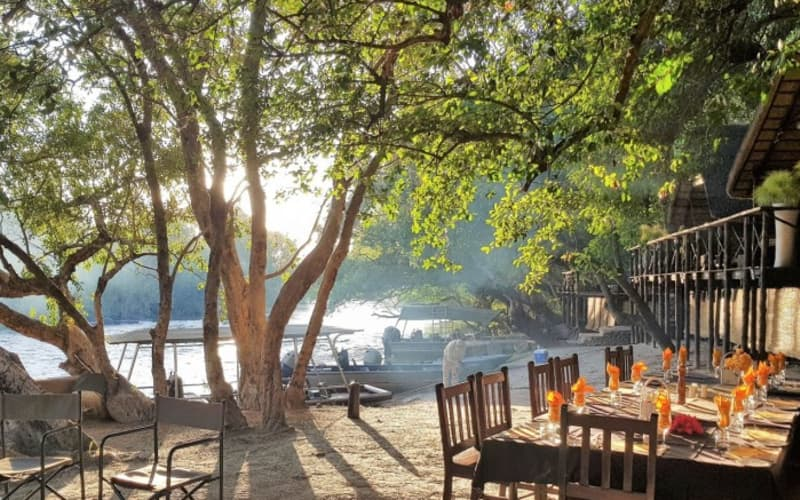 NAMIBIA- ICHINGO Chobe River Lodge : All-Inclusive Stay Plus Guided Tours and MORE for Only R2899 pps per night!