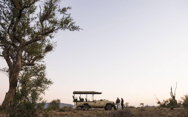 FLOOK SPECIAL - Thakadu River Camp: Tented FAMILY Stays + Meals + 2 Game Drives daily!
