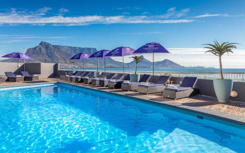 Lagoon Beach Hotel & Spa 4* Luxury Stay for 2 people + Breakfast from only R899pn!
