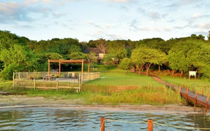 Nibela Lake Lodge, KZN: 1 Night FAMILY Stay in a Chalet + Breakfast & Dinner!