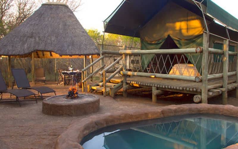 Jackalberry Ridge: 1 Night Self-Catering Family Stay for up to 6 people in Marloth Game Park!