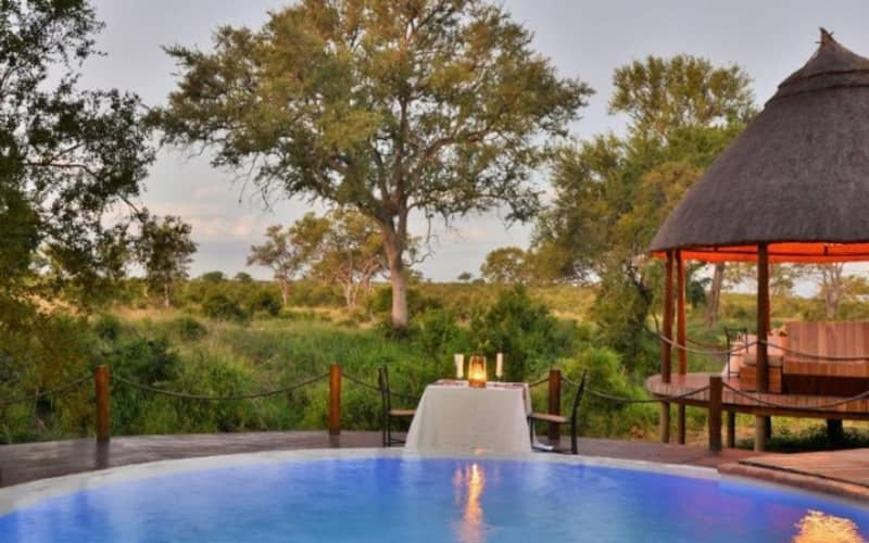 KRUGER NATIONAL PARK- Hoyo Hoyo Safari Lodge: ALL INCLUSIVE Luxury Stay for 2 from R6 669 p/n!