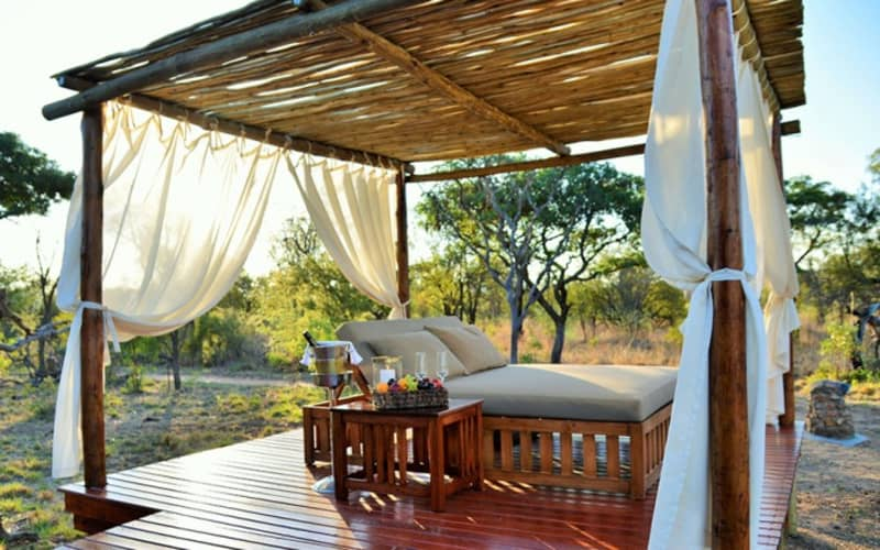 SAFARI PLAINS- 2 Night WEEKEND Tented Stay for 2 + All Meals + Game Drives from R5 779 pn!