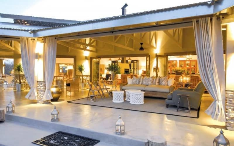 NAMIBIA: Mushara Outpost- 1 Night Luxury Tented Stay for 2 & Breakfast + Dinner!