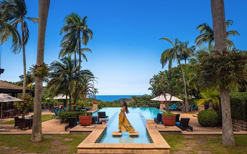 ZIMBALI LODGE -KZN- 1 Night 5* Luxury Stay for 2 + Breakfast from R1 949 pn!