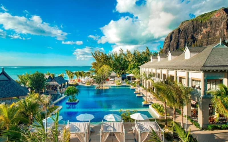 JW Marriott Mauritius Resort - 5* LUXURY 7 Night Stay + Flights & Meals from  ONLY R38 175 pp!