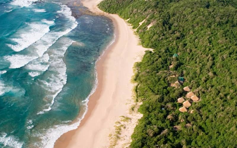 KZN Thonga Beach Lodge: 1 Night LUXURY Stay for 2 + Meals & Activities on the Northern coastline!