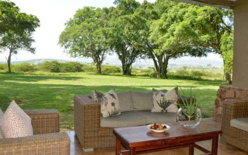 TALA COLLECTION PRIVATE GAME RESERVE - KZN - 1 Night Self Catering Stay for 10 people at the Figtree House for Only R5 059!