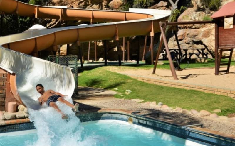 AVALON SPRINGS, Montagu - 1 Night Stay for up to 4 People + Breakfast From Only R1 199 pn!