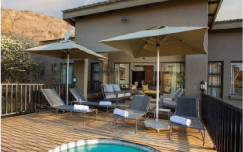 Shepherd's Tree Game Lodge: 1 Night Stay for 4 People in a Private Villa + All Meals & Game Drives!
