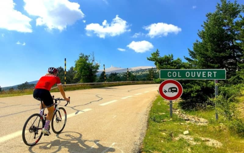 TOUR DE FRANCE 2022 ALPS – 8 Day Provence Mont Ventoux Supported Bike Tour from R44 899 pp!