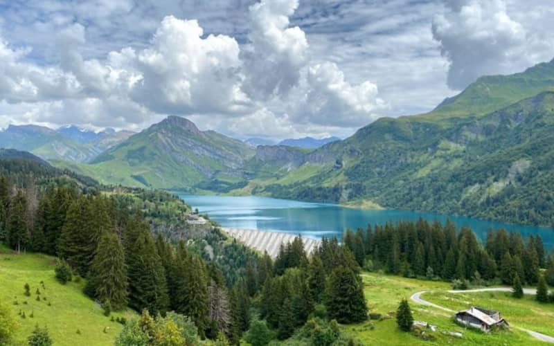 ACROSS FRENCH ALPS BIKE TOUR 2022- 8 Nights Supported Tour-Starting from Lake Geneva to the shores of the Mediterranean Sea From R45 699 pps!!