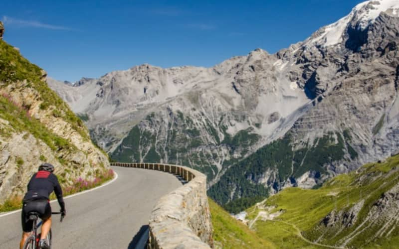 CLASSIC FRENCH ALPS BIKE TOUR- 6 Nights Supported Bike Tour of Iconic Climbs, Glaciers, national Parks & MORE From R29 999 pps!