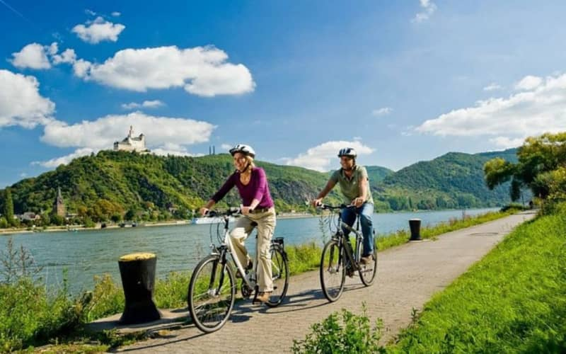 RHINE VALLEY BIKE TOUR 2022- A mix of Europe at its best- 9 Nights Supported Bike Tour From R40 999 pps!