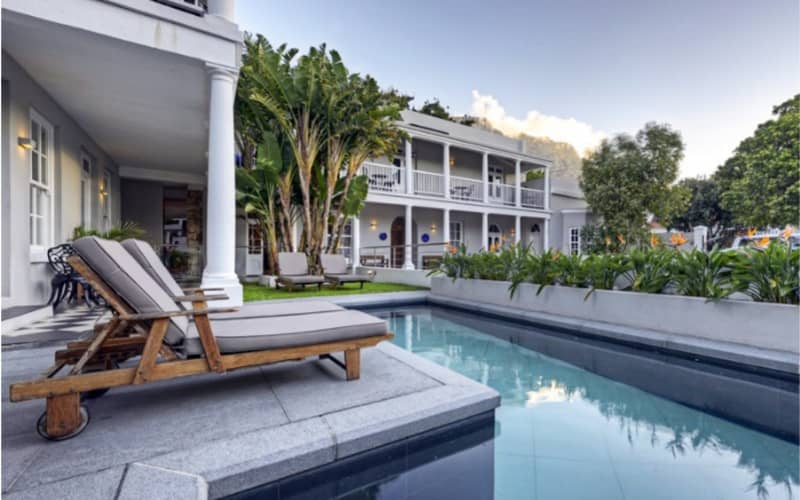 The Three Boutique Hotel: 1 Nights 4* Luxury Stay for 2 + Breakfast from R1 899 pn!