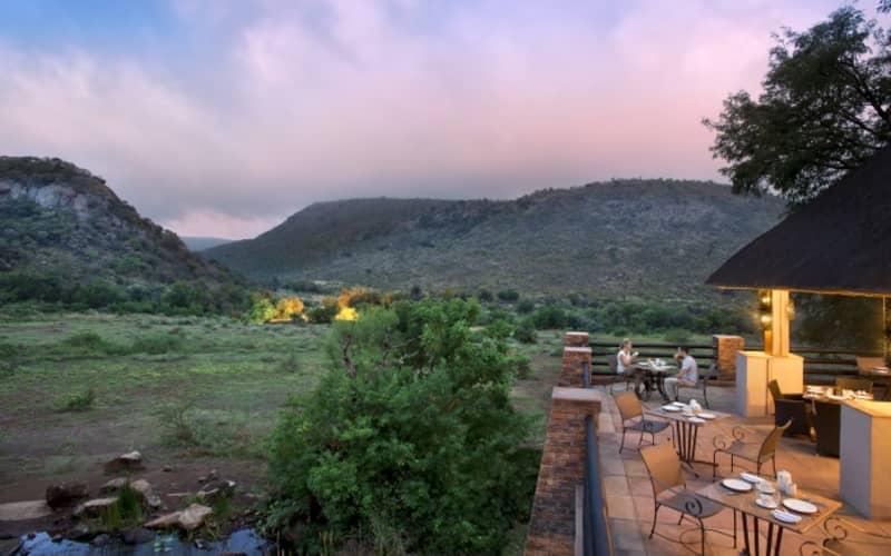 Kwa Maritane Bush Lodge: 1 Night Stay for 2 + Breakfast, Dinner & Game Drive From R3 999 pn!