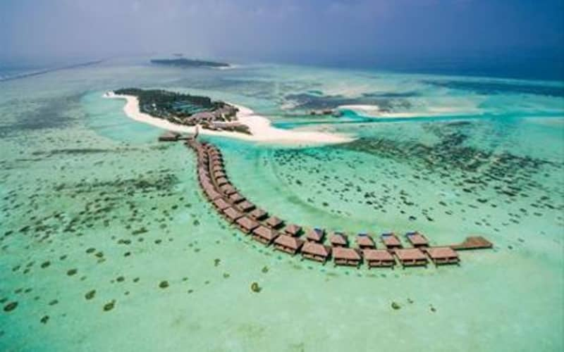 MALDIVES: 7 Night ALL INCLUSIVE + Flights at the Beautiful 5*Cocoon Maldives Resort from R56 155pps!