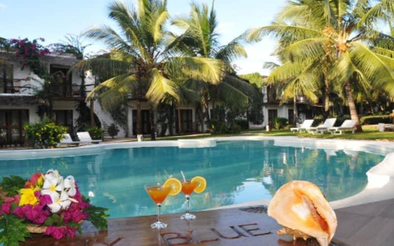 ZANZIBAR: 7 Night ALL-INCLUSIVE Special at My Blue Hotel + FLIGHTS from only R17 540 pps!