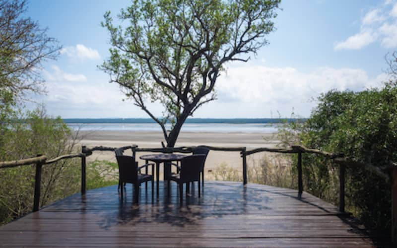 Nibela Lake Lodge, KZN: 1 Night for 2 people + 1 Kid stays FREE in a Chalet + Breakfast- only R1229!