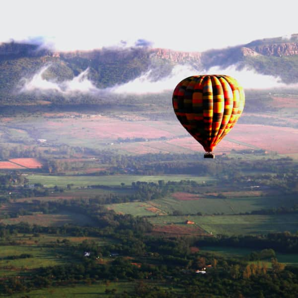 Balloon Safaris - Magalies River Valley Balloon Safari!