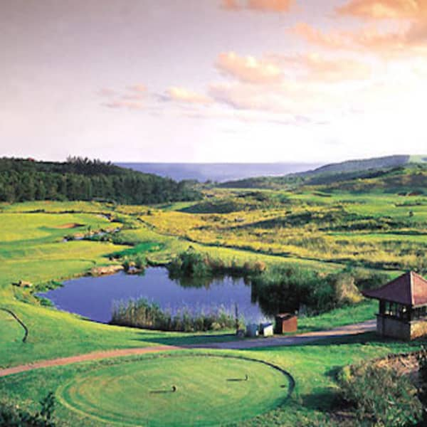Zimbali Country Club: 2-Ball Deal + CARTS - only R959!
