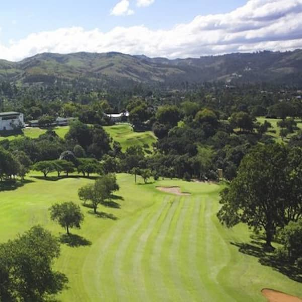 Nkonyeni Golf Club, Swaziland: 4-Ball deal + CARTS - only R1299!
