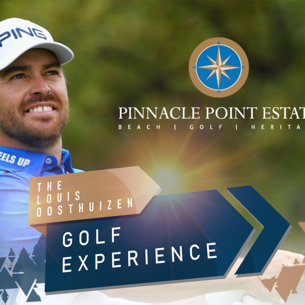 PINNACLE POINT GOLF CLUB: 4 Ball + Carts + Welcome Gift + Drink & Meal - just R799pp