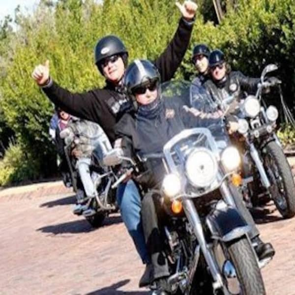 HELI - HARLEY Experience to GROOT CONSTANTIA for 4 people!