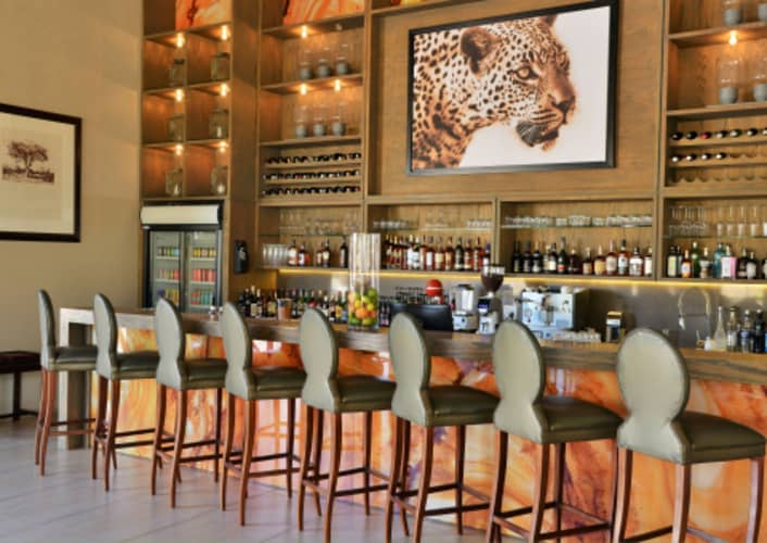 SAFARI PLAINS - 1 Night Luxury Stay for 2 people + Meals + Game Drives for R3 998!