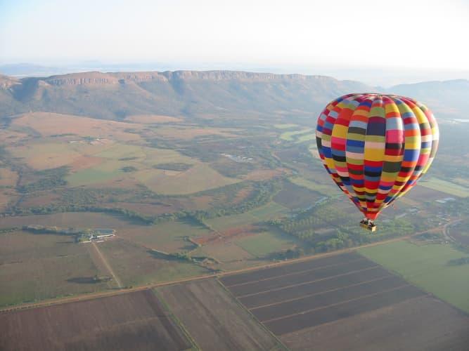 Balloon Safaris - Magalies River Valley Balloon Safari!