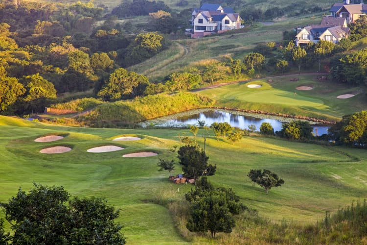 Cotswold Downs Golf & Lifestyle Estate - 4-BALL + GPS Carts - only R1 709!