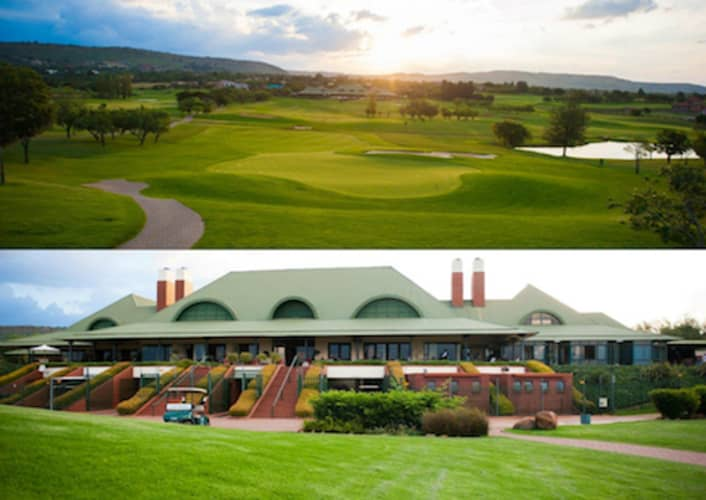 RUIMSIG COUNTRY CLUB: 4-Ball Special for only R779!