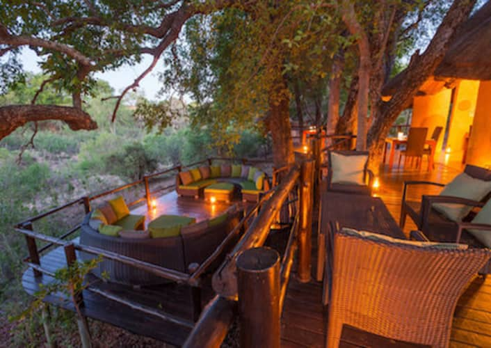 Makalali Private Game Lodge:1 Night Luxury Stay for 2 People + All Meals & Game Drives!