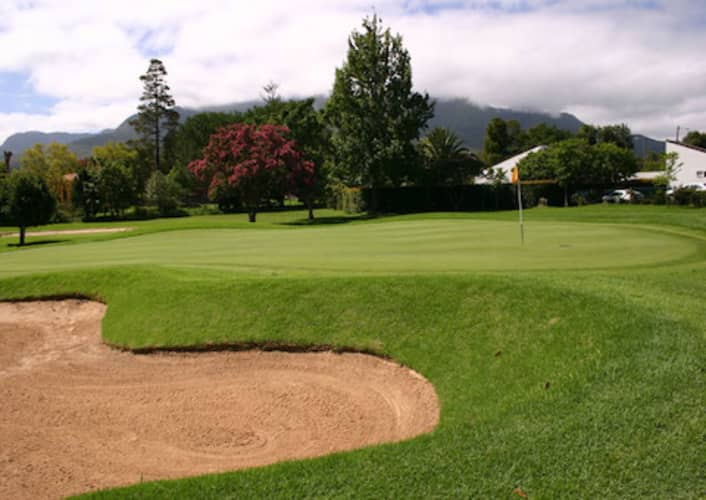 2-Ball Deal at GEORGE GOLF CLUB - only R759!