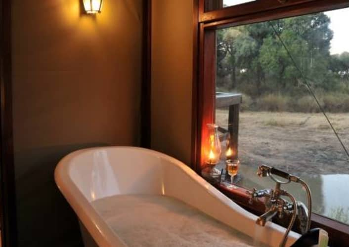 KRUGER NATIONAL PARK! HAMILTONS TENTED CAMP  Ultimate Luxury All-Inclusive @ R9 480 pn!