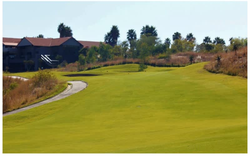 EAGLE CANYON COUNTRY CLUB: 4-Ball excluding carts for ONLY R859