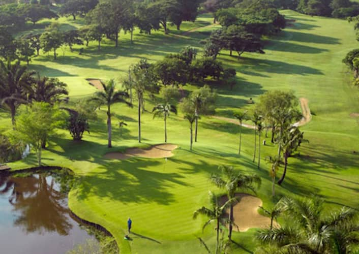 Umhlali Golf Course: 4-Ball + CARTS for only R1 869