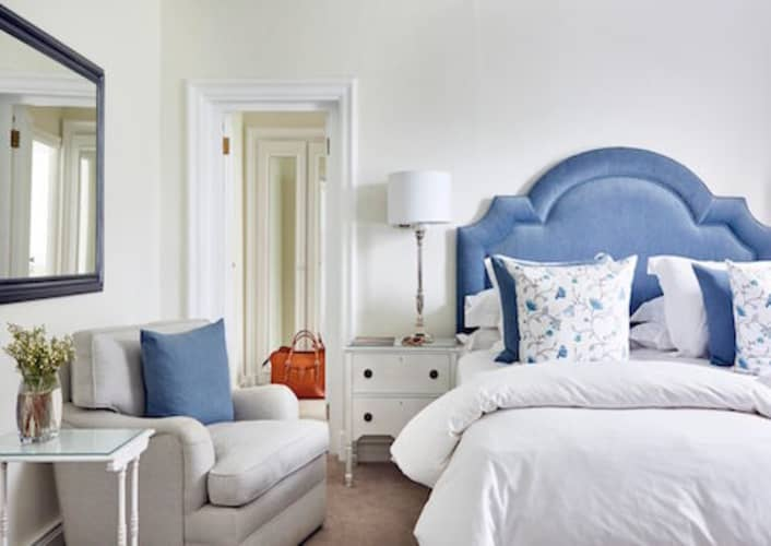 THE MARINE HOTEL: 1 Night Stay for 2 including Breakfasts!